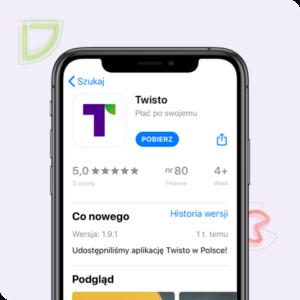 aplikacja twisto