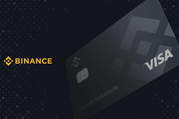 VISA Binance